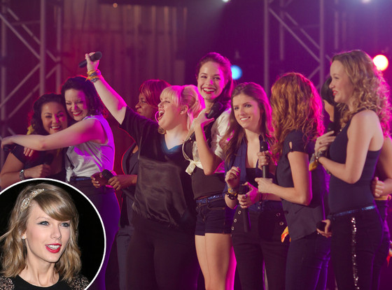 Taylor Swift, Pitch Perfect