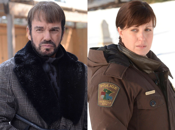 Allison Tolman, Billy Bob Thornton, Fargo