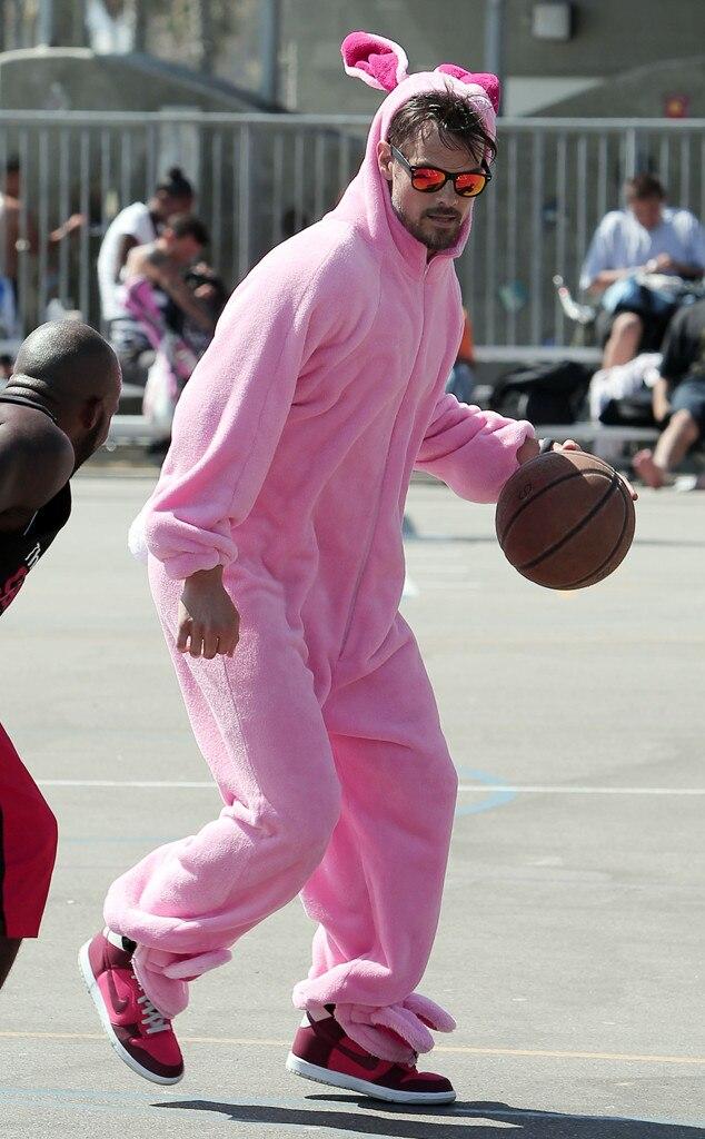 Josh Duhamel, Bunny Suit