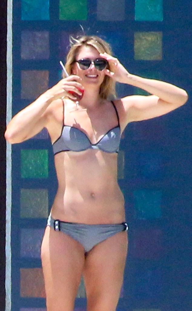 Maria Sharapova, Bikini