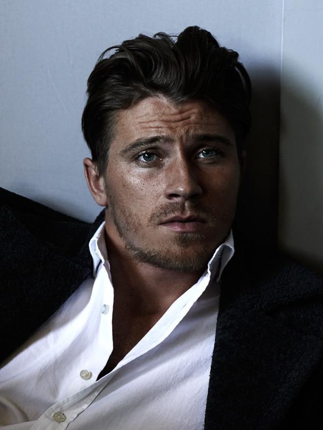 Garrett Hedlund, Flaunt