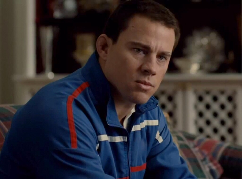 Channing Tatum, Foxcatcher
