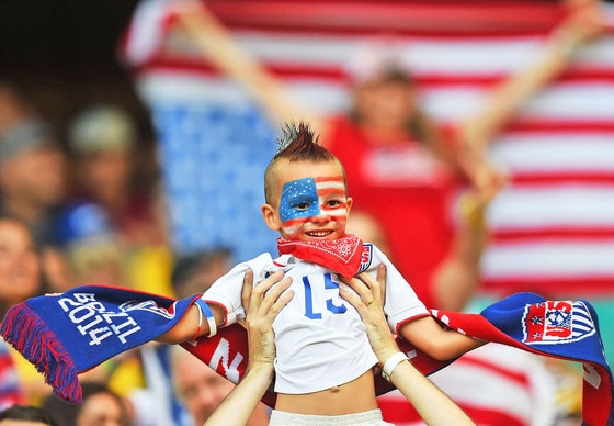 USA in the World Cup