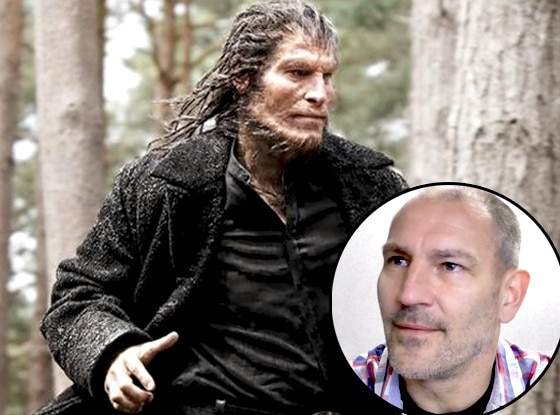Dave Legeno, Harry Potter