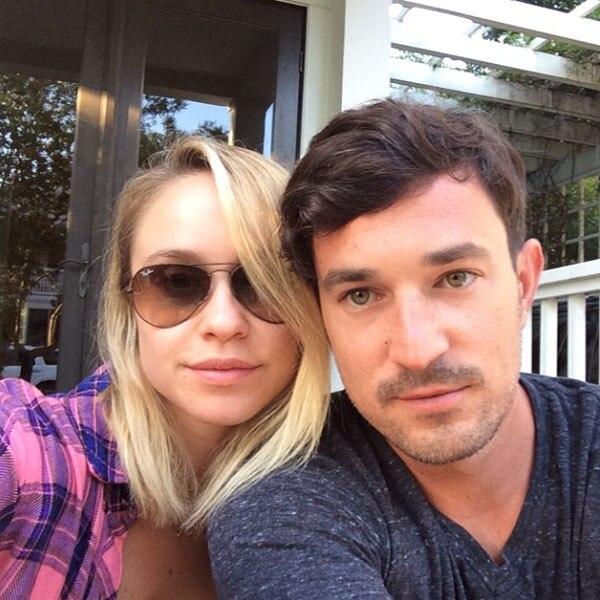 Becca Tobin, Matt Bendik, Instagram