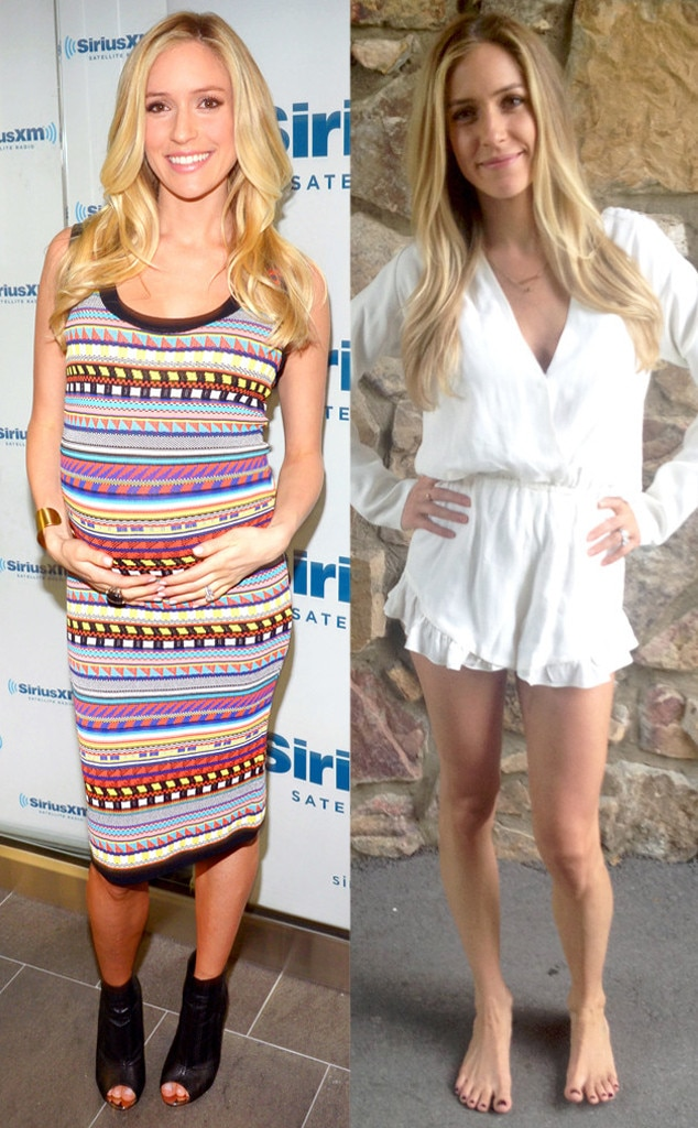 Kristin Cavallari Drops 20 Pounds 2 Months After Giving ...
