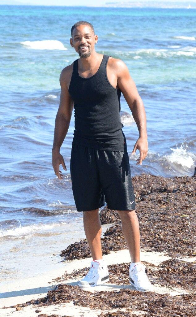 Will Smith, Ibiza