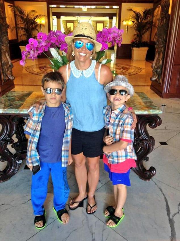 Britney Spears, Jayden James, Sean