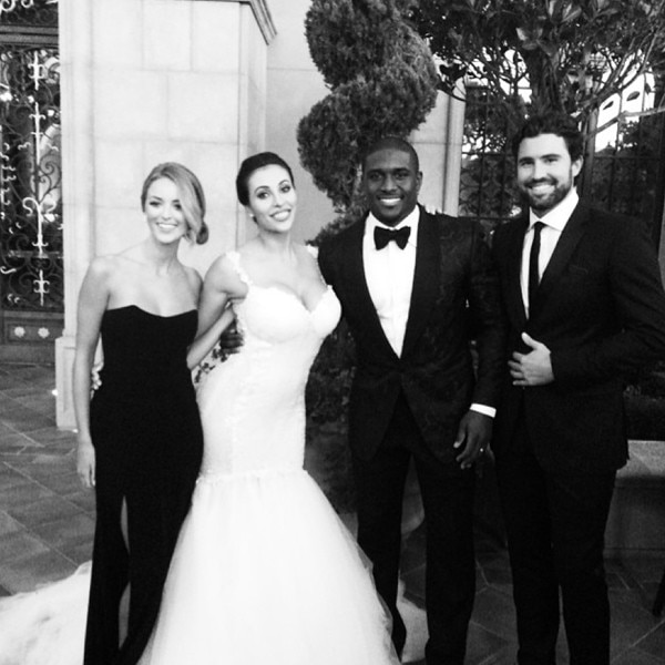 Leah Jenner, Lilit Avagyan, Reggie Bush, Brodie Jenner