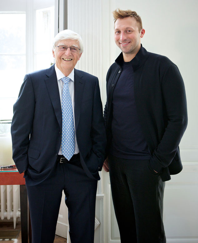 Ian Thorpe, Michael Parkinson