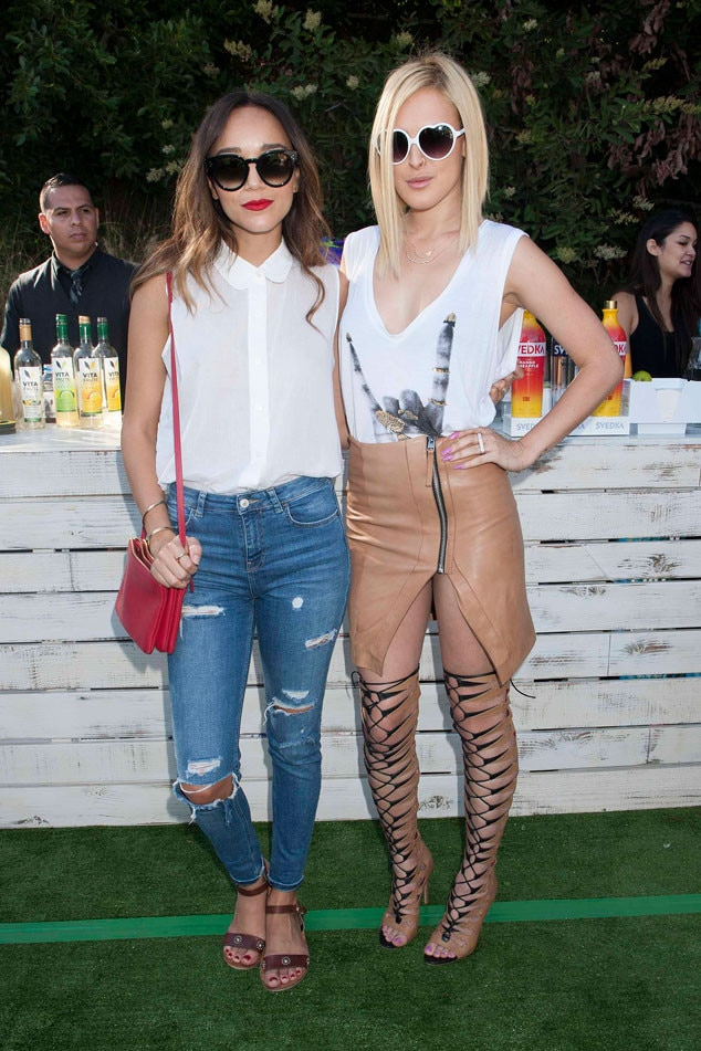 Ashley Madekwe, Rumer Willis