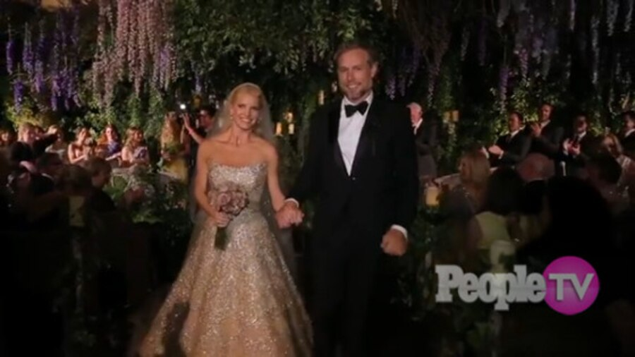 Jessica Simpson, Eric Johnson, Wedding