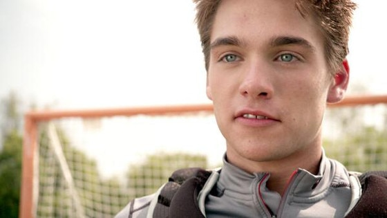 Dylan Sprayberry, Teen Wolf