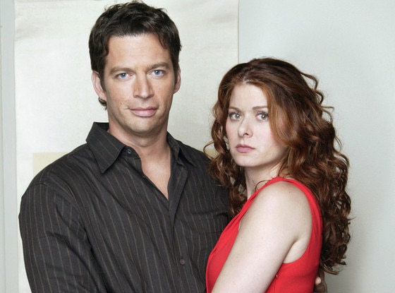 Harry Connick, Debra Messing