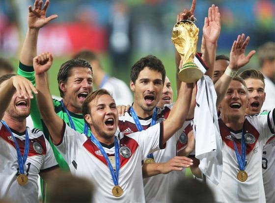 2014 FIFA World Cup Brazil Final