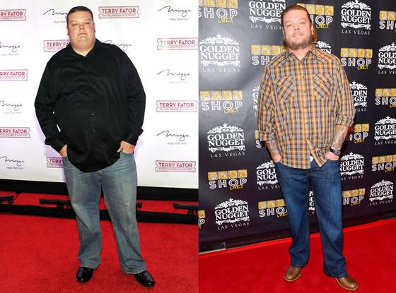 Corey Harrison, Weight Loss