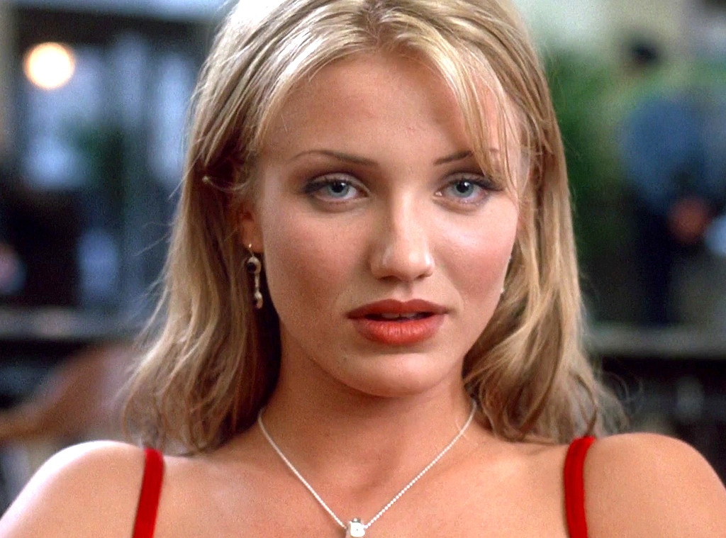 cameron diaz from stars 39 first roles e news. Black Bedroom Furniture Sets. Home Design Ideas