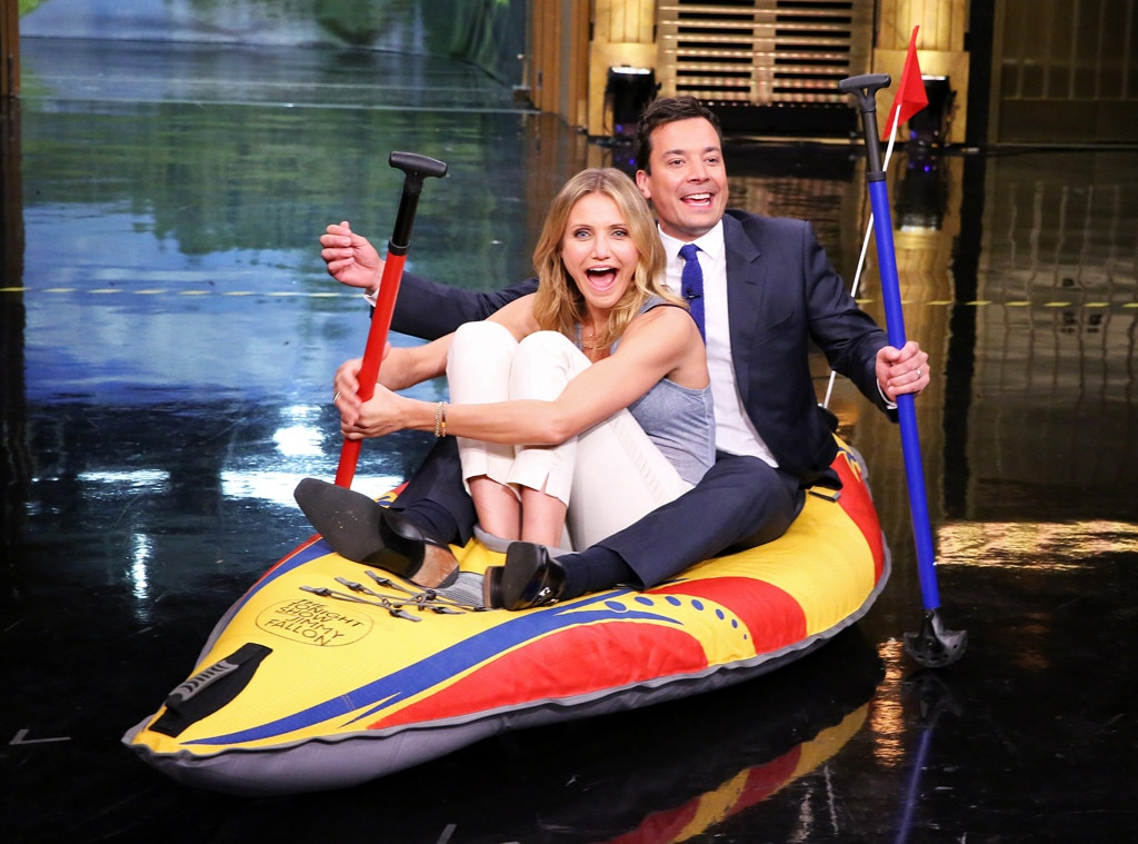 Cameron Diaz, Jimmy Fallon