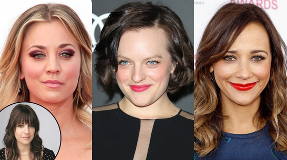 Jamie Greenberg, Elizabeth Moss, Rashida Jones, Kaley Cuoco