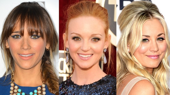Jamie Greenberg, Rashida Jones, Kaley Cuoco, Jayma Mays