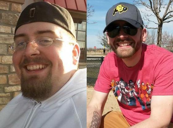 Robert Foster, Weight loss