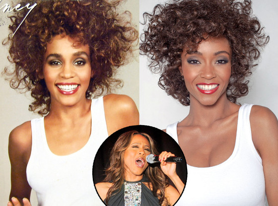Whitney houston lifetime movie to include her music but for Cox houston