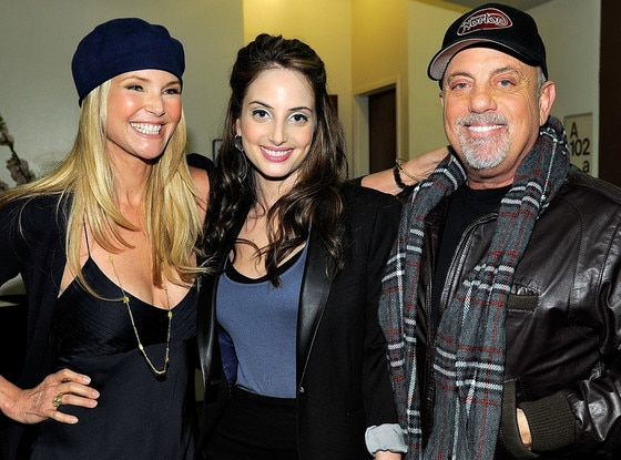 Christie Brinkley, Alexa Ray Joel, Billy Joel