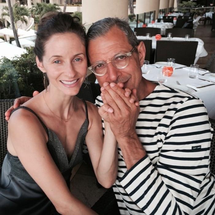 Emilie Livingston, Jeff Goldblum