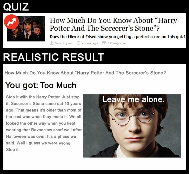 How Much Do You Know About Harry Potter And The Socerer 39 S Stone From Realistic Buzzfeed Quiz