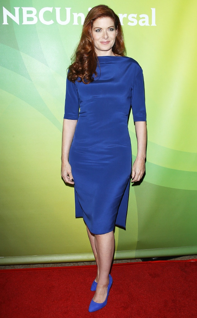 Debra Messing, TCA
