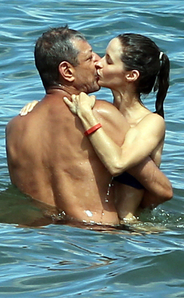 Jeff Goldblum, Emilie Livingston