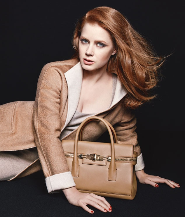 Amy Adams Is the New Face of Max Mara—See the Pics!