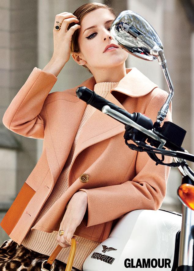 Anna Kendrick, Glamour