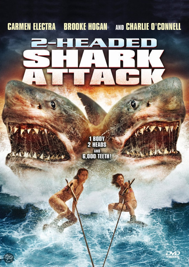 2-Headed Shark Attack, Shark Movies