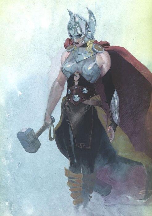 Woman Thor