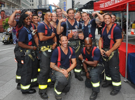 New York Fire Department Calendar