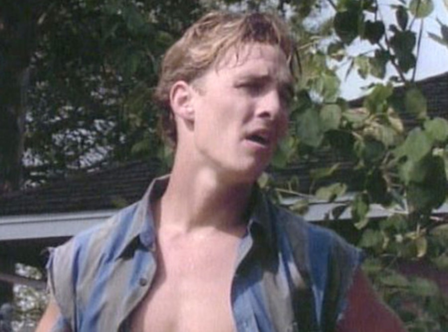 Matthew McConaughey, Unsolved Mysteries, Stars First Roles