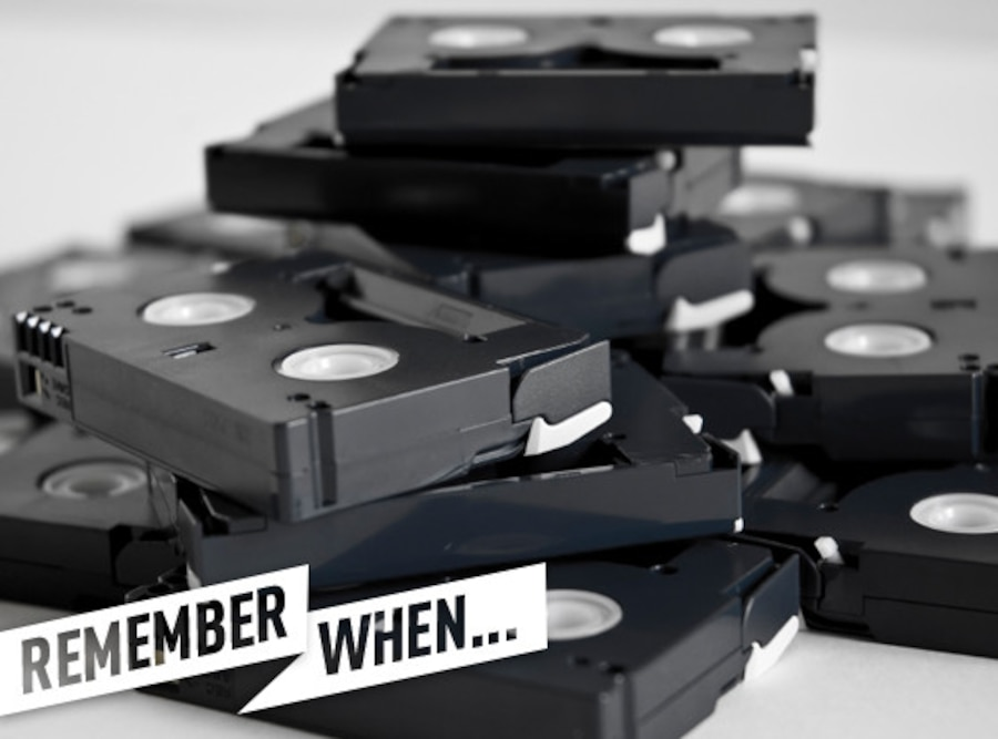 Remember When, VHS
