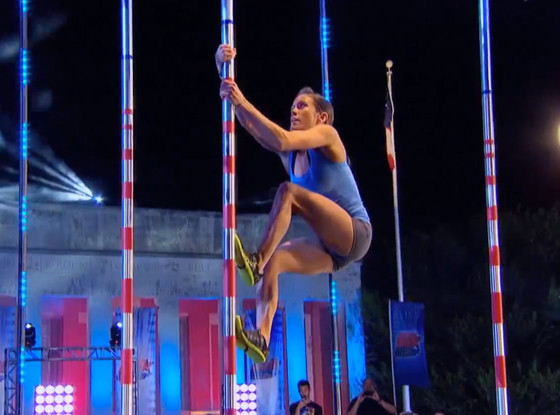 American Ninja Warrior, Kacy Catanzaro