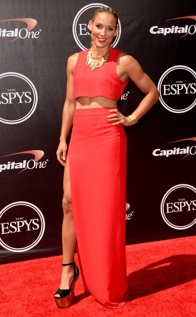 Lolo Jones, ESPYS