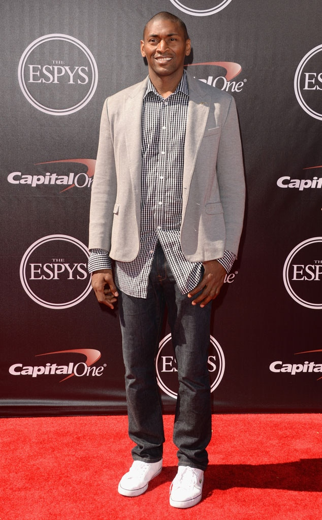 Metta World Peace, ESPYS
