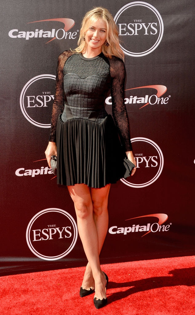 Maria Sharapova, ESPY Awards