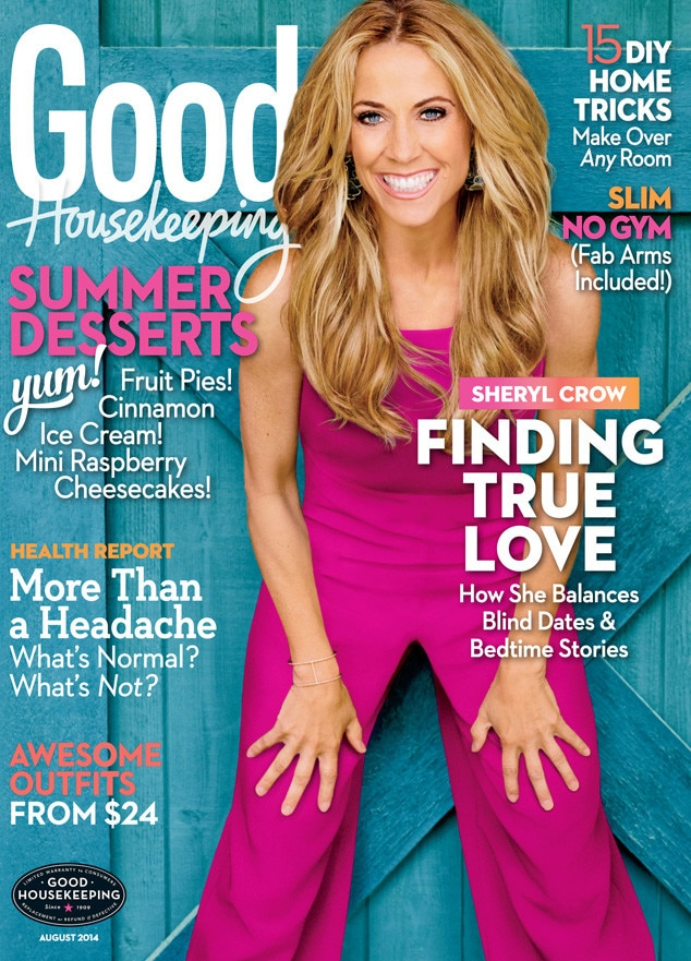 Sheryl Crow, Good Housekeeping