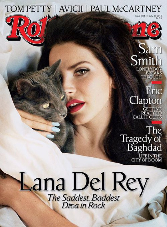 Lana Del Rey, Rolling Stone