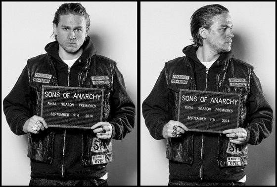 Charlie Hunnam Soa: Sons Of Anarchy's Super-Sized Final Season Premiere Date
