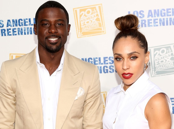 Lance Gross, Rebecca Jefferson