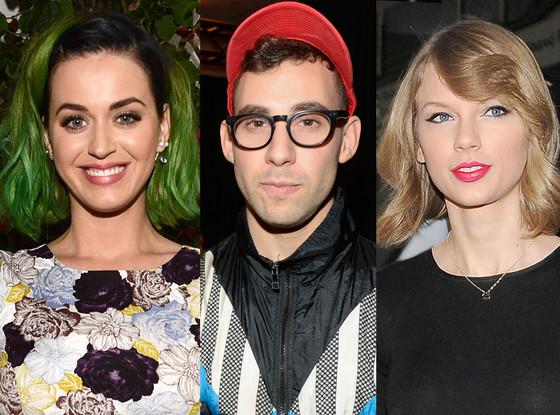 Jack Antonoff, Taylor Swift, Katy Perry