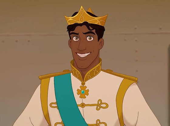Prince Naveen, The Princess and the Frog