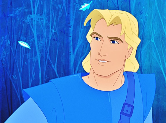 Captain John Smith, Pocahontas