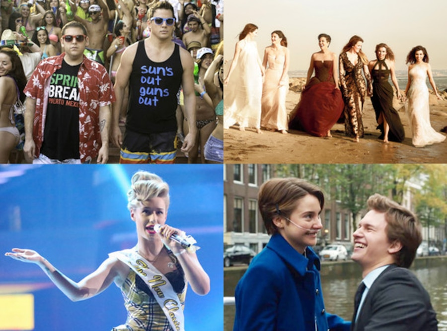keeping up with the kardashians, iggy azalea, channing tatum, jonah hill, the fault in our stars